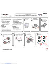 lexmark x1270 manuals rh manualslib com Lexmark X3350 Printer Lexmark X3350 Printer Software