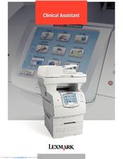 Lexmark X646e MFP Printer Treiber Windows XP