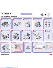 Lexmark p707 manuals.
