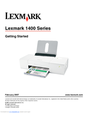 LEXMARK Z1400 PRINTER DRIVER FOR MAC