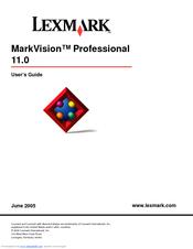 markvision lexmark