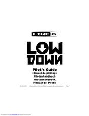line 6 lowdown ld150 manuals rh manualslib com line 6 owners manual line 6 helix owner's manual