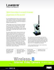 Download Driver: Linksys WVC11B