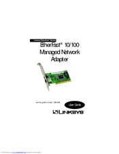 LINKSYS LNE100M DRIVERS FOR WINDOWS XP