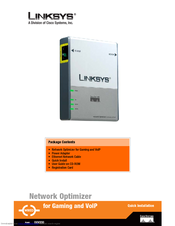 Linksys OGV200 Drivers for PC