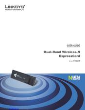 Download Drivers: Linksys WEC600N