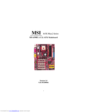 MSI 845E MAX2 AUDIO WINDOWS 7 DRIVERS DOWNLOAD (2019)