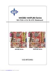 Msi 945gm2 motherboard