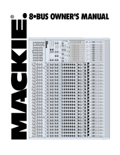 mackie 32 8 bus manuals rh manualslib com Example User Guide User Guide Icon
