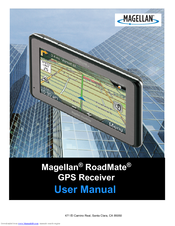 Magellan RoadMate 5175T-LM User Manual