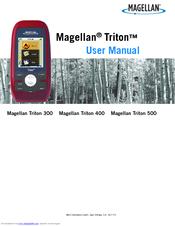 magellan triton 300 user manual pdf download rh manualslib com Magellan Triton 300 GPS Magellan Triton 500 GPS Receiver