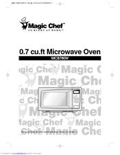 MAGIC CHEF B780W USER MANUAL Pdf Download. on