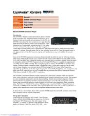 marantz dv9500 manuals rh manualslib com Service Station Parts Manual