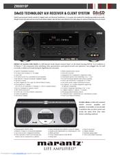 marantz sr5600 specifications pdf download rh manualslib com marantz sr5600 user manual marantz sr 5600 service manual pdf