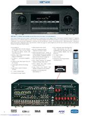 marantz sr7400 manuals rh manualslib com Denon Receivers Marantz SR-4300