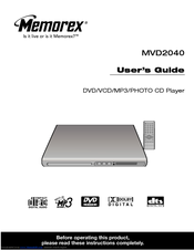 memorex mvd2040 flr manuals rh manualslib com User Manual PDF User Guide