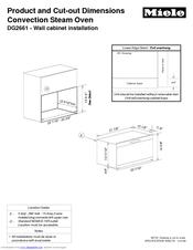 miele dg 2661 manuals. Black Bedroom Furniture Sets. Home Design Ideas