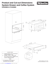 miele ess2060 manuals. Black Bedroom Furniture Sets. Home Design Ideas