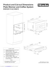 miele egw 601 14 manuals. Black Bedroom Furniture Sets. Home Design Ideas