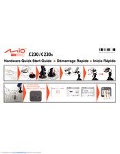mio digiwalker c230 manuals rh manualslib com User Manual Icon Instruction Manual Example