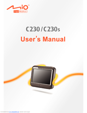 mio digiwalker c230 user manual pdf download rh manualslib com Owner's Manual User Manual PDF