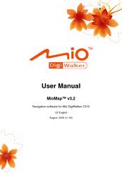 mio digiwalker c310 software manual pdf download rh manualslib com User Manual PDF Operators Manual