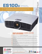 Mitsubishi ES100U Brochure