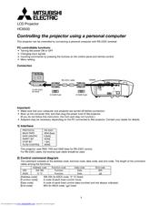 Mitsubishi Electric Hc6500 Manuals Manualslib