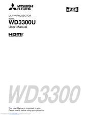 mitsubishi wd3300u user manual pdf download rh manualslib com Mitsubishi Eclipse Manual Mitsubishi Eclipse Spyder