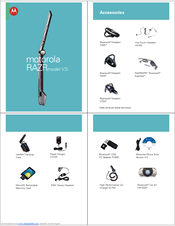 motorola h300 manuals rh manualslib com Motorola HS850 Motorola Wireless Bluetooth Devices