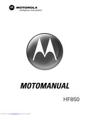 motorola hf850 installation instructions