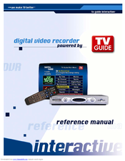 Motorola DCT6208 Reference Manual