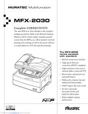 Muratec mfx 2570