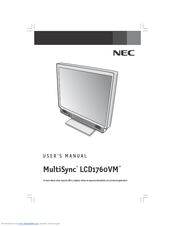 DRIVER: MULTISYNC LCD1760VM