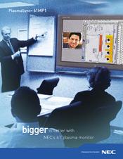 Nec plasmasync 42mp2 user manual pdf download.