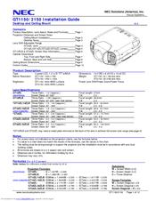 nec gt950 manual