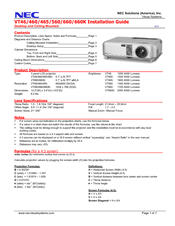 nec vt660 manuals rh manualslib com Sony Clie Manual Sony Clie Manual
