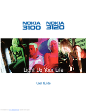 Nokia CLASSIC 3120 User Manual