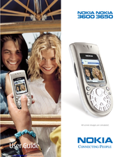 Nokia 3650 - Smartphone 3.4 MB User Manual