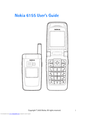 Nokia 6155 User Manual