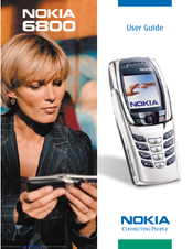 Nokia 6800 User Manual