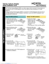 nortel t7316e manuals rh manualslib com nortel networks phone manual t7316e change display name nortel networks t7316 manual