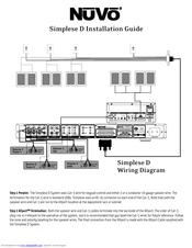 nuvo simplese system manuals rh manualslib com nuvo grand concerto user manual Nuvo Grand Concerto
