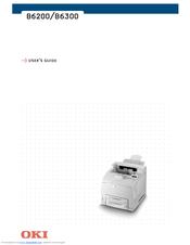 oki b6300 series manuals rh manualslib com Okidata Manuals Okidata 320 Turbo
