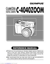 olympus camedia c 4040 zoom reference manual pdf download rh manualslib com Olympus Camedia Master 4.0 Samsung Digimax