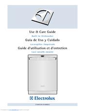 electrolux eidw6305 manuals rh manualslib com electrolux dishwasher ewdw6505gs0 manual Electrolux Eidw6105gs1 Recall