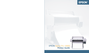 Epson Stylus Pro 10000 Series Printer Manual