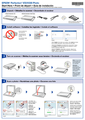 epson perfection v330 photo manuals rh manualslib com Epson Scanner manuel scanner epson v500