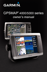 Garmin GPSMAP 4210 Manuals on