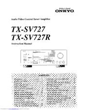 onkyo tx 8020 manual pdf